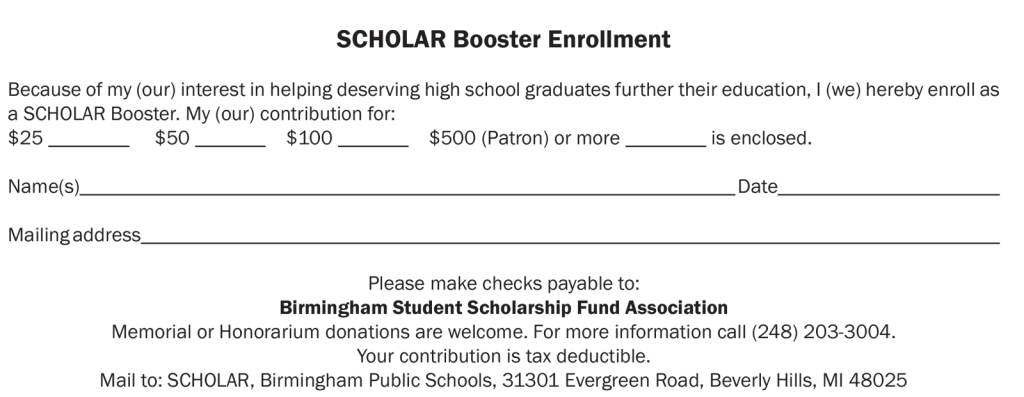 Scholar-Donation-Form